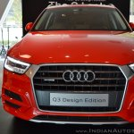 Audi Q3 Design Edition front
