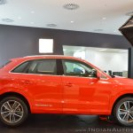 Audi Q3 Design Edition side view