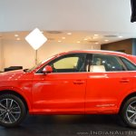 Audi Q3 Design Edition side