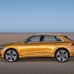 Audi Q8 profile