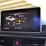 Audi S5 review MMI display