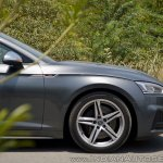 Audi S5 review alloy wheel