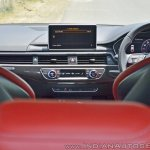 Audi S5 review centre console
