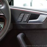 Audi S5 review door detail