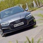 Audi S5 review front tilt