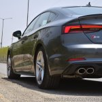 Audi S5 review side section