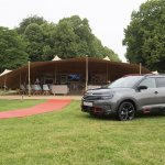 Citroen C5 Aircross front three quarters France