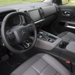 Citroen C5 Aircross interior dashboard France