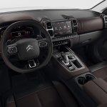 Citroen C5 Aircross interior dashboard
