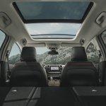 Citroen C5 Aircross panoramic sunroof