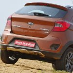 Ford Freestyle diesel review rear