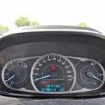 Ford Freestyle diesel review instrument console