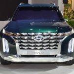 Hyundai HDC-2 Grandmaster SUV concept front
