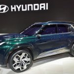 Hyundai HDC-2 Grandmaster SUV concept left side