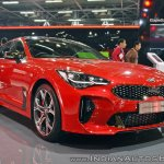 Kia Stinger at Auto Expo 2018