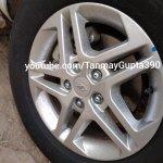 Mahindra TUV300 Plus P8 alloy wheel