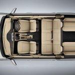 Mahindra TUV300 Plus cabin seat layout