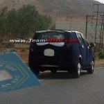 Mahindra U321 MPV spotted on Mumbai Nashik highway