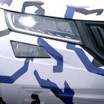 Skoda Kodiaq RS (Skoda Kodiaq vRS) headlamp teaser