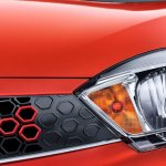 Tata Tigor Buzz grille highlights