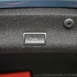 VW Passat review boot lid close button