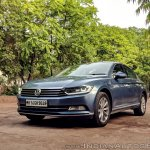 VW Passat review test drive