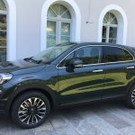 2018 Fiat 500X Cross Look (facelift) profile
