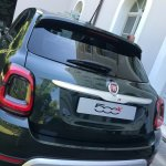 2018 Fiat 500X Cross Look (facelift) tailgate