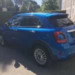 2018 Fiat 500X Urban Look (facelift) rear three quarters