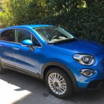 2018 Fiat 500X Urban Look (facelift) right side
