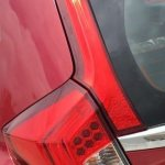 2018 Honda Jazz left-side tail lamp unofficial image