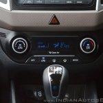 2018 Hyundai Creta facelift review aircon
