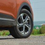 2018 Hyundai Creta facelift review alloy