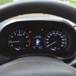 2018 Hyundai Creta facelift review instrument console