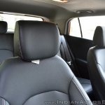 2018 Hyundai Creta facelift review seats