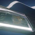2018 Maruti Ciaz facelift teaser LED DRL