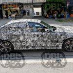 2019 BMW 3 Series profile spy shot