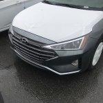 2019 Hyundai Elantra (facelift) front fascia spy shot