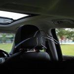 Audi Q3 Design Edition coat hanger