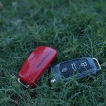 Audi Q3 Design Edition keys