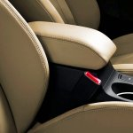 Audi Q3 Design Edition leather upholstery