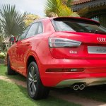 Audi Q3 Design Edition rear