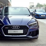 Audi RS5 review front