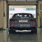 Audi RS5 review rear