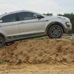 Ford Freestyle off-road ground clearance