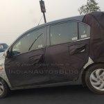 Hyundai AH2 (new Hyundai Santro) spy shot side