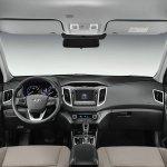 Hyundai Creta 1 million Edition dashboard