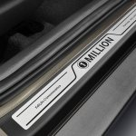 Hyundai Creta 1 million Edition door sill