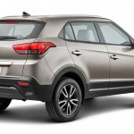 Hyundai Creta 1 million Edition rear