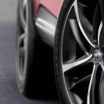 MG HS wheel